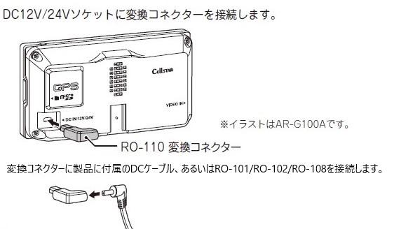 """RO-110使い方""""/"""